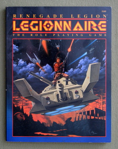 Image for Renegade Legion: Legionnaire the Role Playing Game