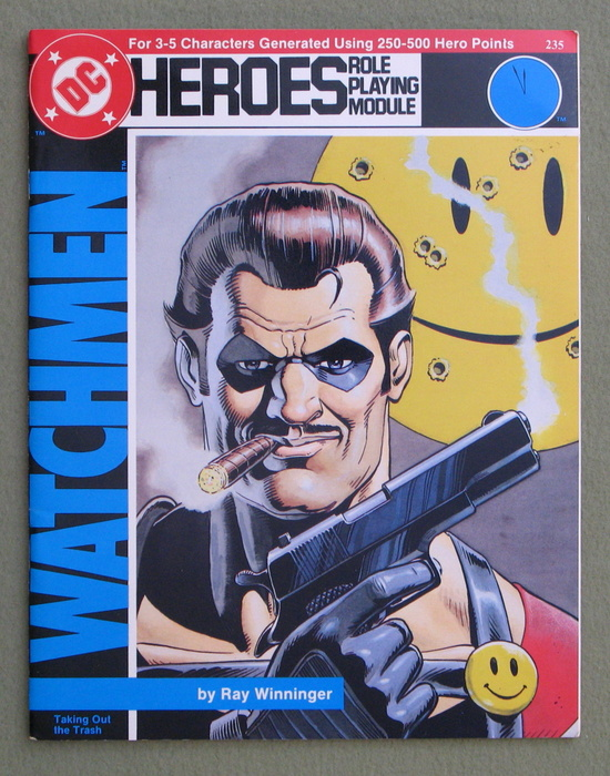 Image for Watchmen: Taking Out The Trash (DC Heroes RPG)