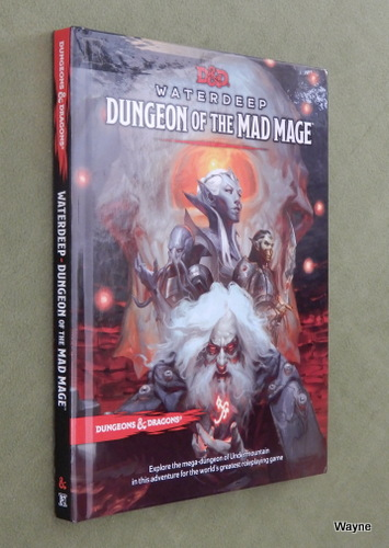 Image for Waterdeep: Dungeon of the Mad Mage (Dungeons & Dragons, 5th Edition)