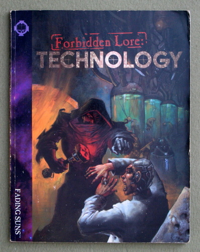 Image for Forbidden Lore: Technology (Fading Suns) - PLAY COPY