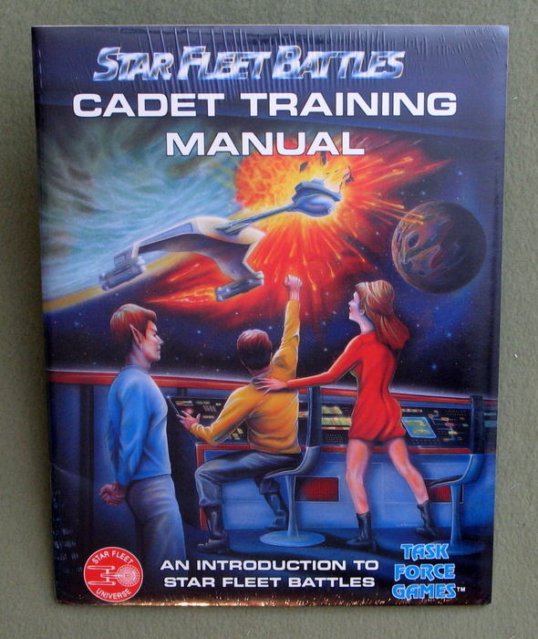 Image for Cadet Training Manual: An Introduction to Star Fleet Battles