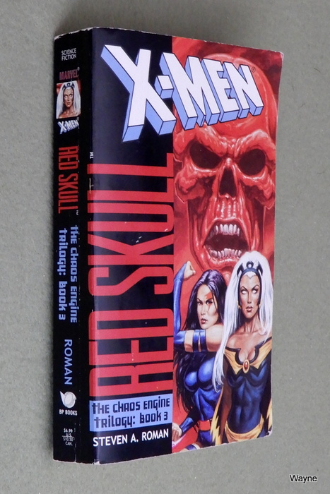 Image for X-Men/Red Skull: The Chaos Engine Trilogy, Book 3
