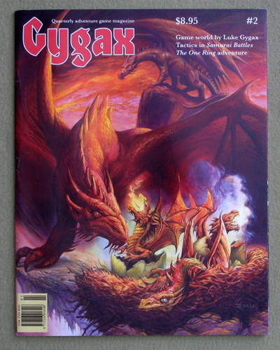 Image for Gygax Magazine, Issue 2