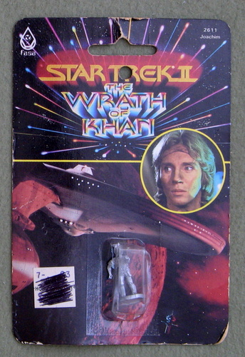 Image for Joachim: Metal Miniature (Star Trek II: The Wrath of Khan)