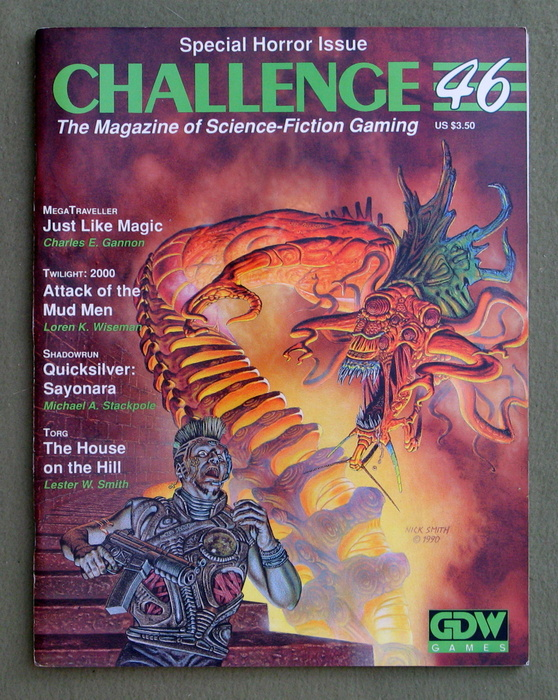 Image for Challenge Magazine, Issue 46