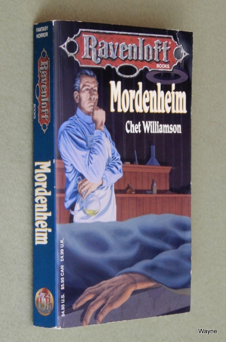 Image for Mordenheim (Ravenloft)