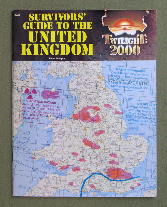 Image for Survivors' Guide to the United Kingdom (Twilight: 2000)