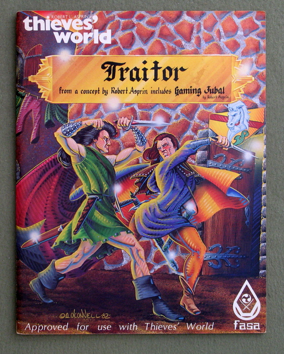 Image for Traitor (Thieves World RPG Adventure)