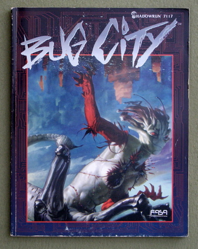 Image for Bug City (Shadowrun RPG)