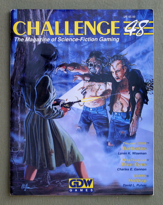 Image for Challenge Magazine, Issue 48 - LOOSE COVER
