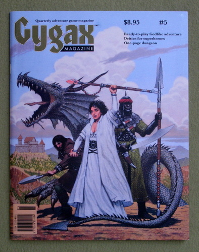 Image for Gygax Magazine, Issue 5
