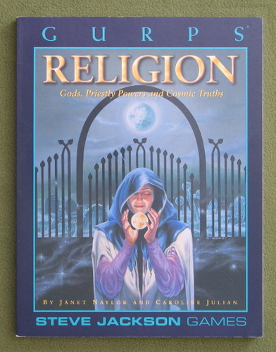 Image for GURPS Religion