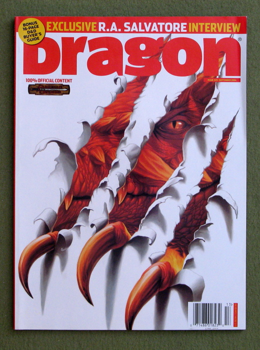 Image for Dragon Magazine, Issue 323