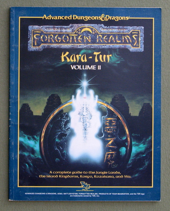 Image for Kara-Tur: Volume 2 (Advanced Dungeons & Dragons: Forgotten Realms)