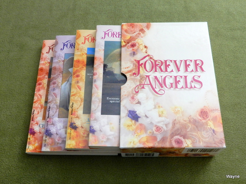 Image for Forever Angels: Box Set of 4