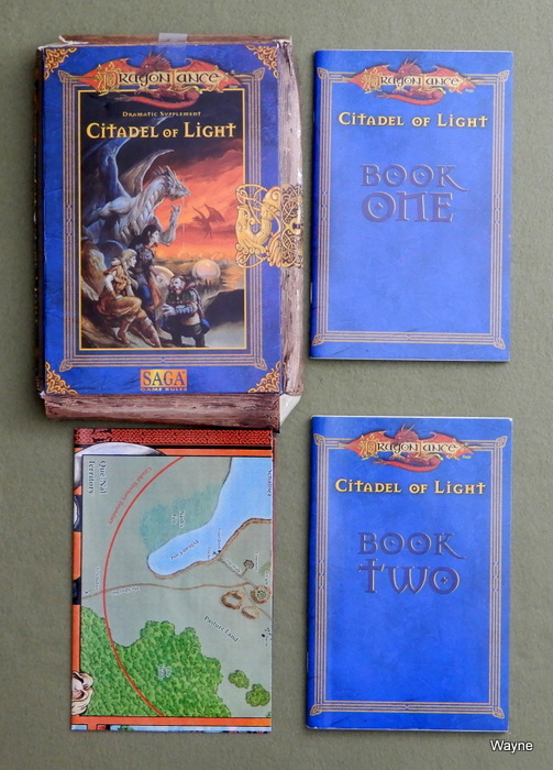 Image for Citadel of Light (Dragonlance, 5th Age: SAGA System)