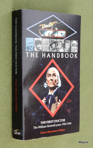 Image for The First Doctor: The William Hartnell years, 1963-1966 (Doctor Who Handbook)