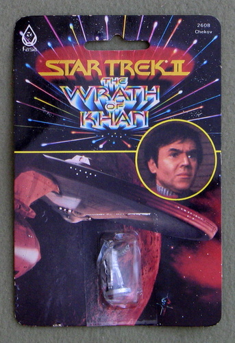 Image for Chekov: Metal Miniature (Star Trek II: The Wrath of Khan)
