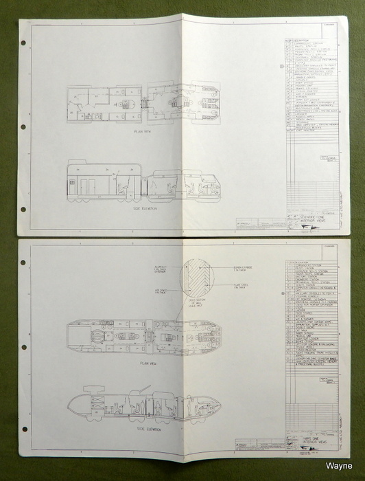 Image for MARS ONE + SCIENTIFIC ONE Blueprints- Morrow Project RPG