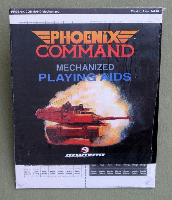 Image for Mechanized Playing Aids (Phoenix Command)