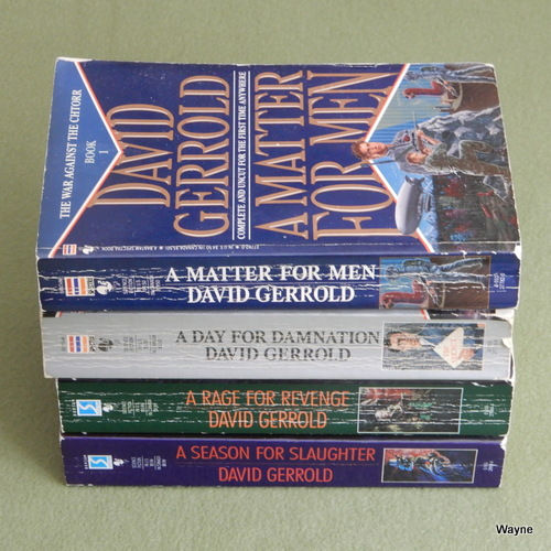 Image for War Aginst the Chtorr: 4 Book Lot