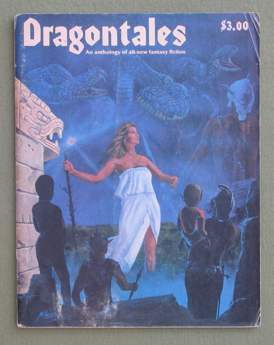 Image for Dragontales: An Anthology of All-new Fantasy Fiction (Dragon Magazine) - READING COPY