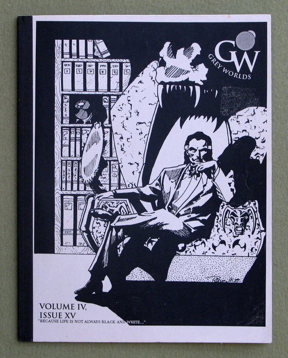 Image for Grey Worlds Volume IV, Issue XV (Rolemaster)