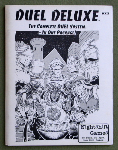 Image for DUEL Deluxe (The Complete DUEL System in One Package!)