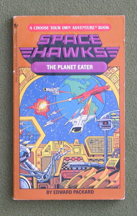 Image for The Planet Eater (Space Hawks, Book 6)