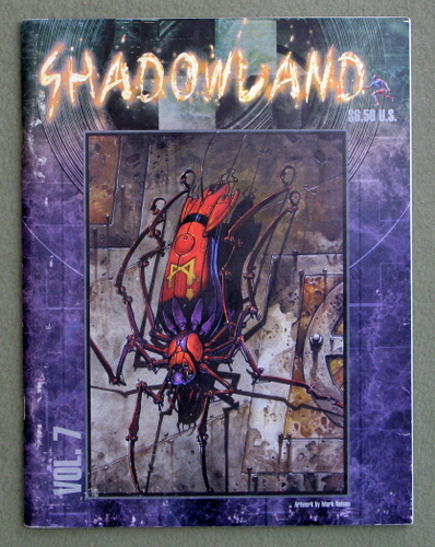 Image for Shadowland Magazine, Vol. 7 (Shadowrun)