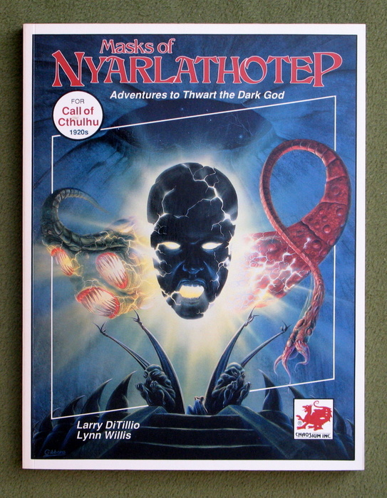 Image for Masks of Nyarlathotep: Adventures to Thwart the Dark God (Call of Cthulhu RPG)