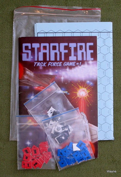 Image for Starfire: Task Force Game #1