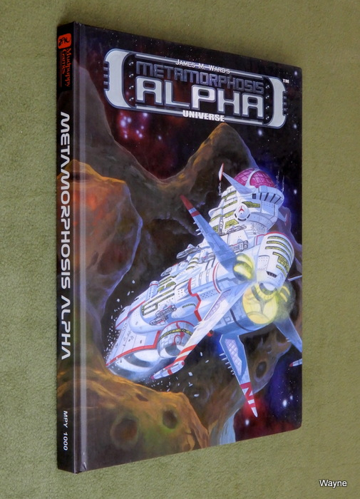 Image for Metamorphosis Alpha Universe (4th Edition)