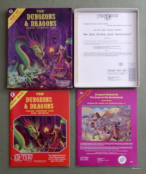 Image for Dungeons & Dragons Basic Set