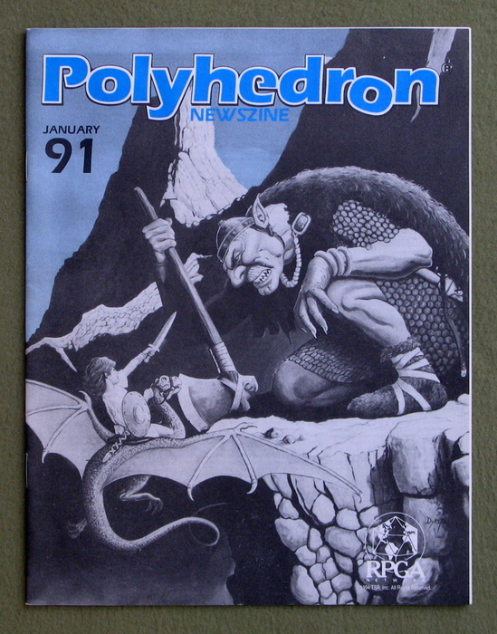 Image for Polyhedron Magazine, Issue 91