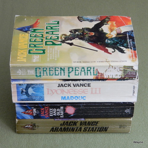 Image for Sci-Fi 4 Book Lot
