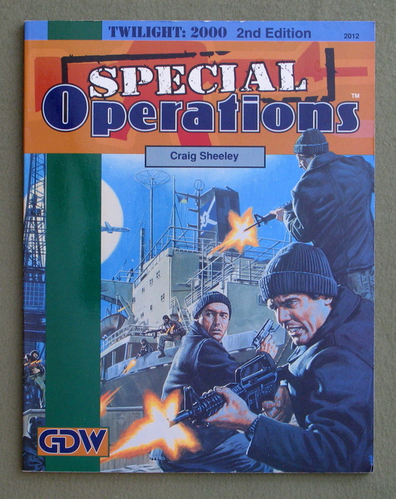 Image for Special Operations (Twilight: 2000, 2nd edition)