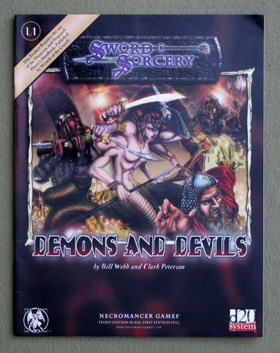 Image for Demons and Devils (Dungeons & Dragons: D20 system)