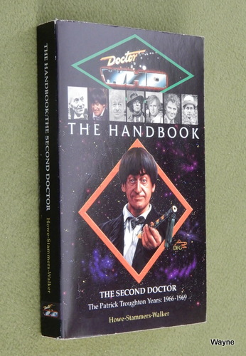 Image for The Second Doctor: The Patrick Troughton Years, 1966-1969 (Doctor Who Handbook)