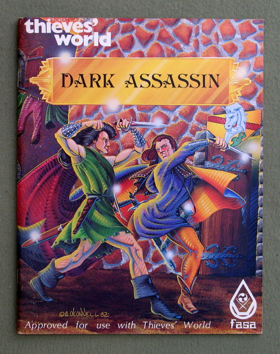 Image for Dark Assassin (Thieves' World)
