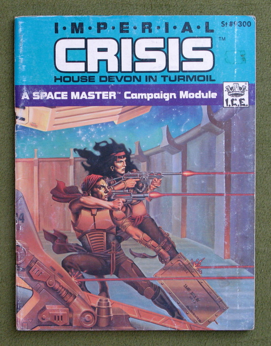 Image for Imperial Crisis: House Devon in Turmoil (Space Master) - PLAY COPY