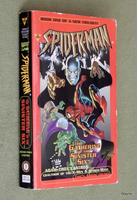 Image for The Gathering of the Sinister Six (Spider-Man)