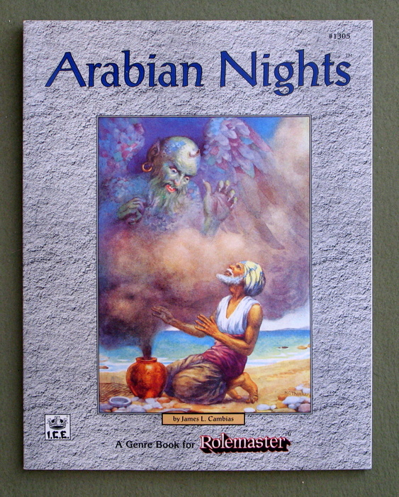 Image for Arabian Nights (Rolemaster)