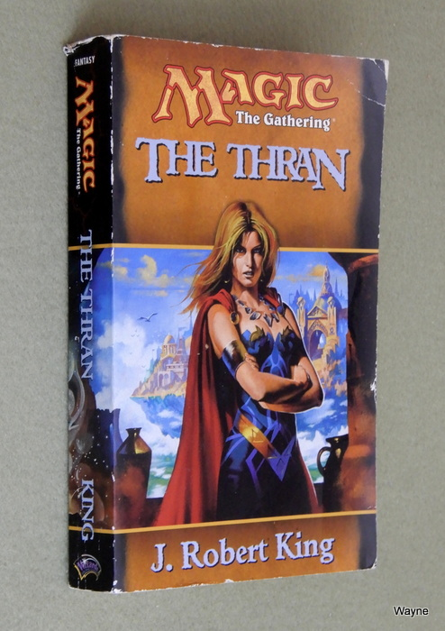 Image for The Thran (Magic: The Gathering) - Reading copy