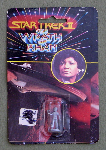 Image for Uhura: Metal Miniature (Star Trek II: The Wrath of Khan)