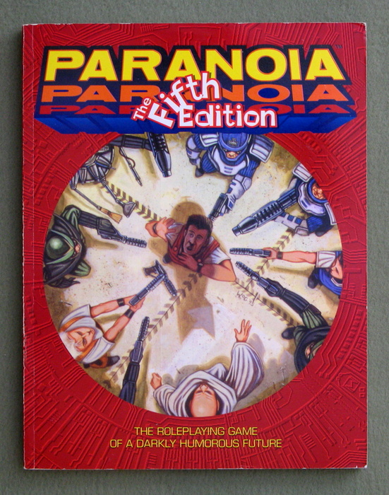 Image for Paranoia: The Fifth Edition