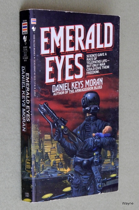 Image for Emerald Eyes