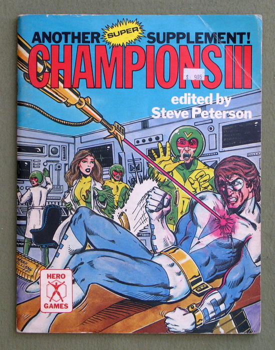 Image for Champions III: Another Super Supplement!