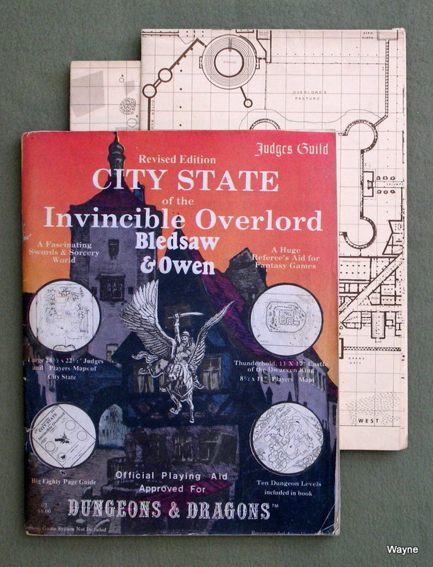 Image for City State of the Invincible Overlord (Revised Edition)