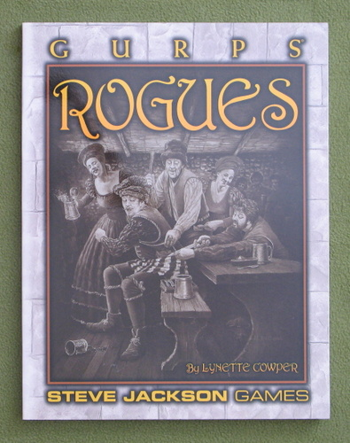 Image for GURPS Rogues